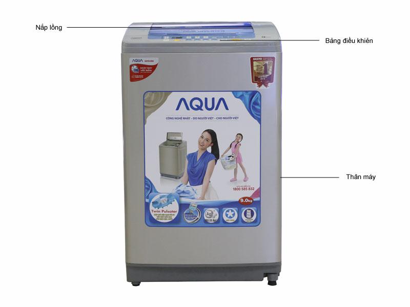 Máy giặt Aqua AQWDQW90ZTS