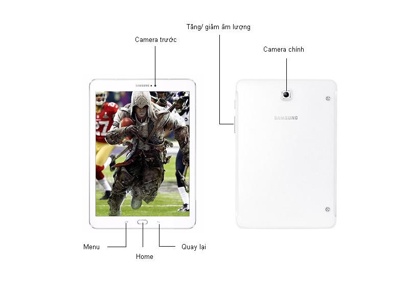 Samsung Galaxy Tab S2 - T815 - Trắng