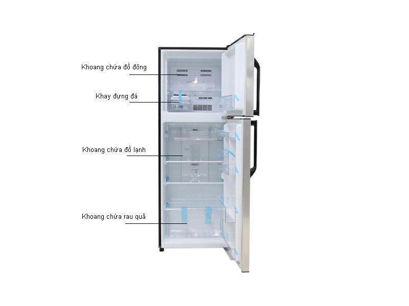 Tủ lạnh Inverter Aqua AQR I315 SK