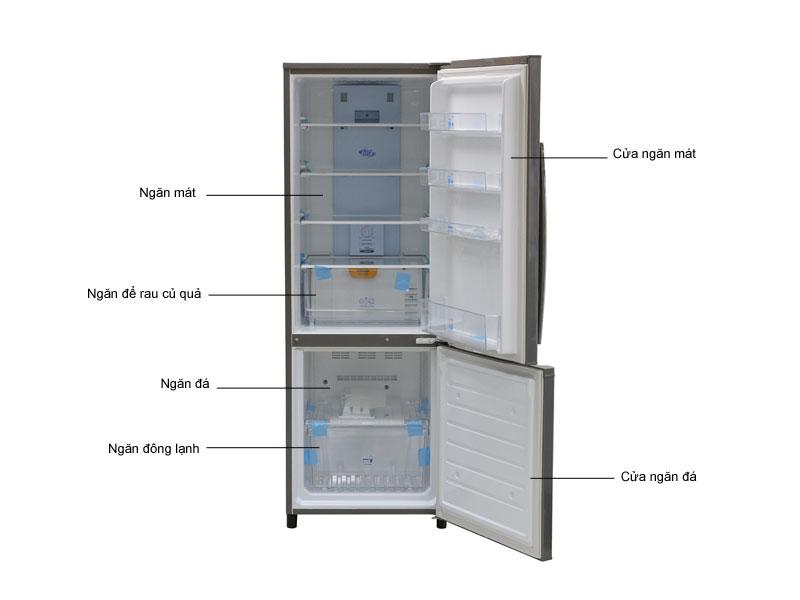 Tủ lạnh Aqua AQR 275AB SE