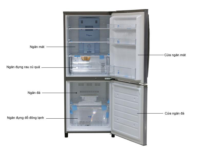 Tủ lạnh Aqua AQR P225AB