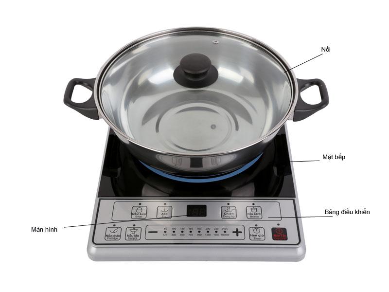 Bếp từ MIDEA MI B1815DA