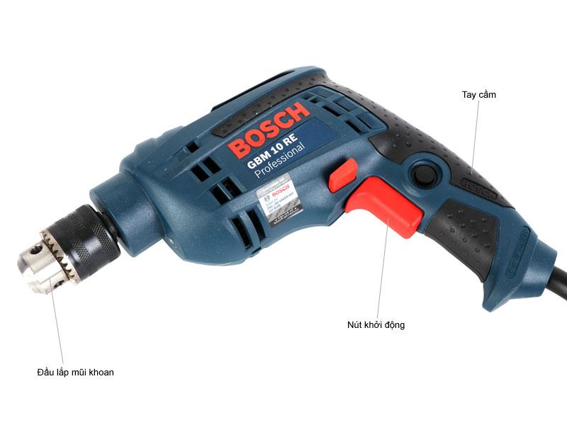 Máy Khoan Bosch GBM10RE