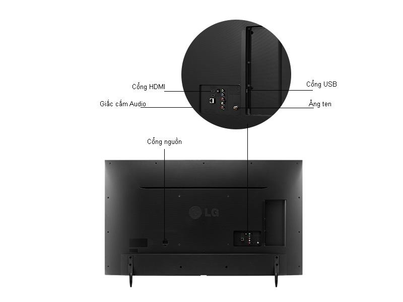 TIVI LED LG 65UF680T - 65 inch