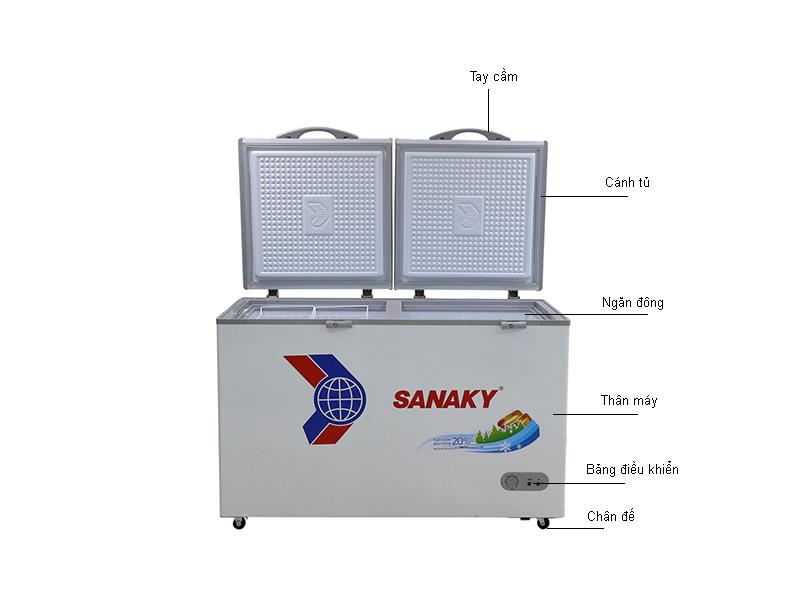 Tủ đông Sanaky VH5699HY