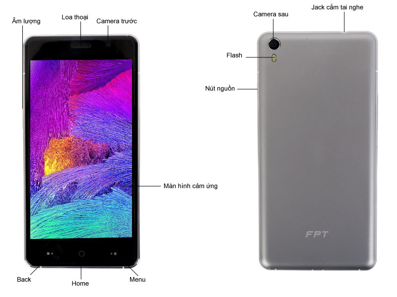 FPT S585 - Grey