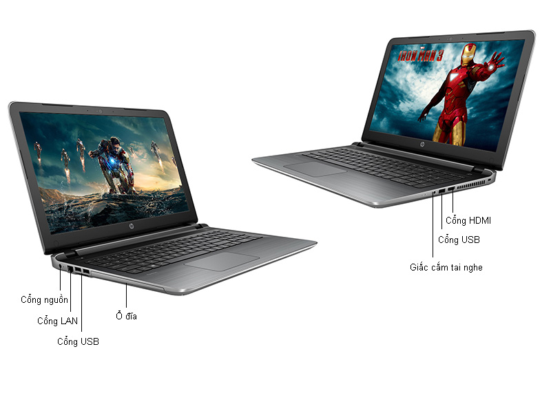 HP New Pavilion P15-AB030TU