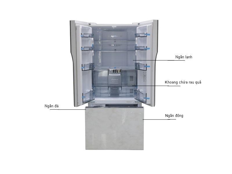 Tủ lạnh INVERTER Panasonic NRCY557GXVN