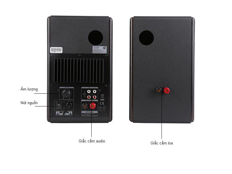 Loa Microlab Solo 4C- 2.0