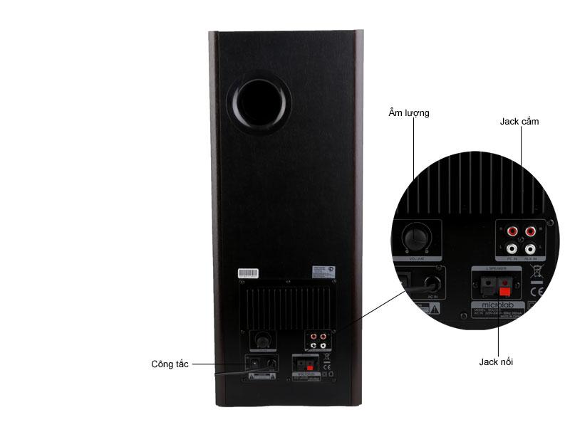 Loa Microlab Solo 3C- 2.0