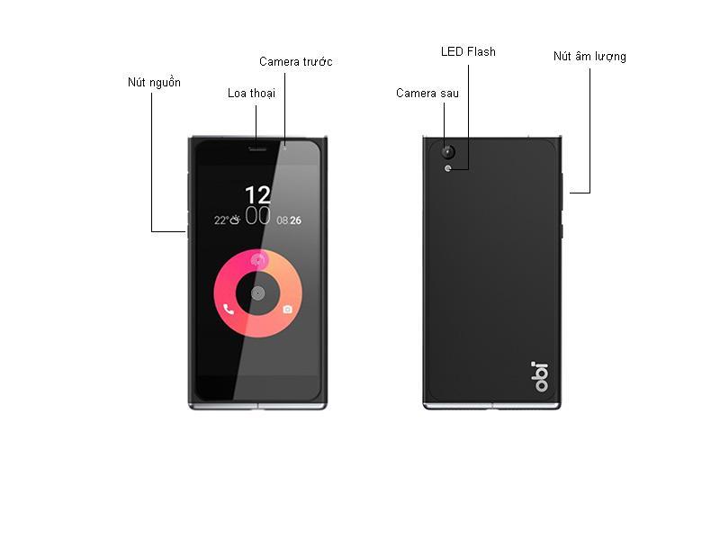 OBI SF1- 16GB Đen