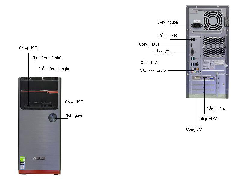 ASUS M32CD-VN001D