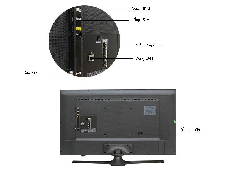 TIVI LED Samsung UA50J5200