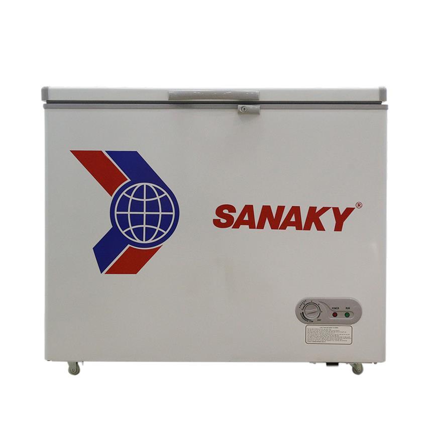Tủ đông Sanaky VH 225HY2 1 ngăn đông 1 cánh 170 L