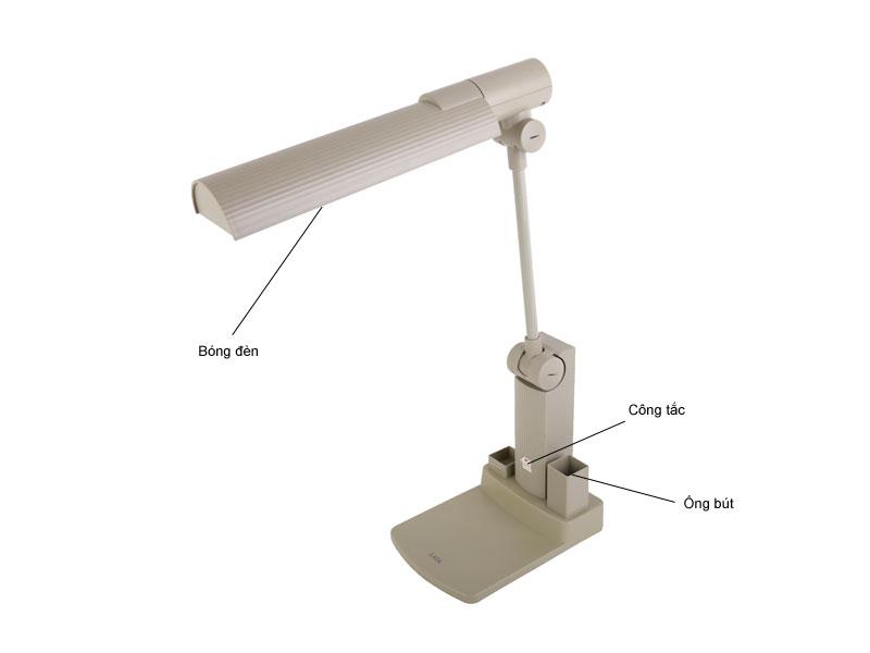 Đèn bàn khớp quay LIOA LiDG27LG