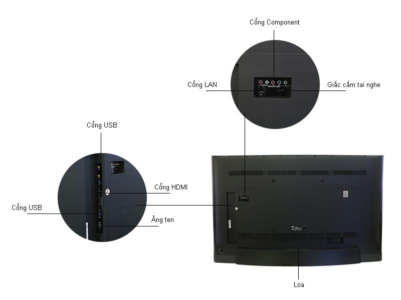 TIVI LED 3D TCL 55U8800-55inch