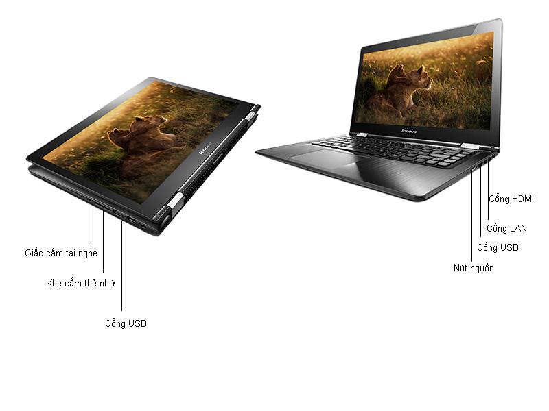Lenovo Yoga500-80N400JWVN - Đen