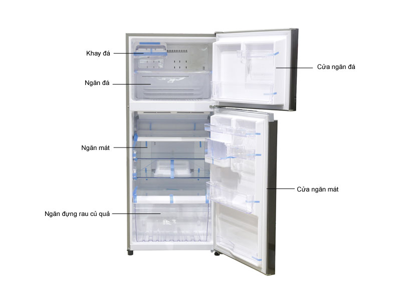 Tủ lạnh Inverter Toshiba GRT41VUBZDS1