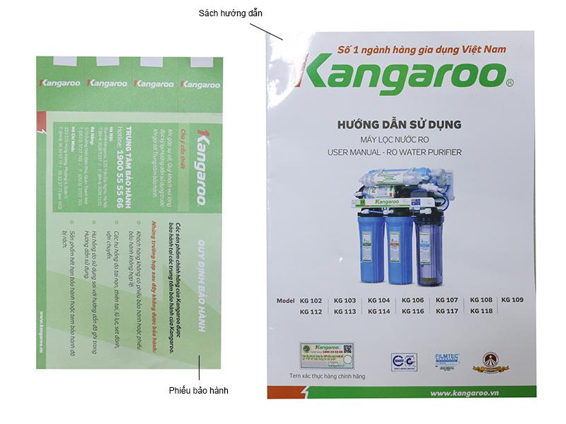 Cây nước KANGAROO KG43 -Xanh