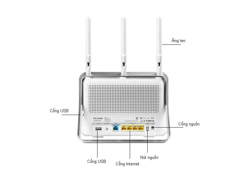 Bộ phát sóng wifi TP-Link  ArcherC9