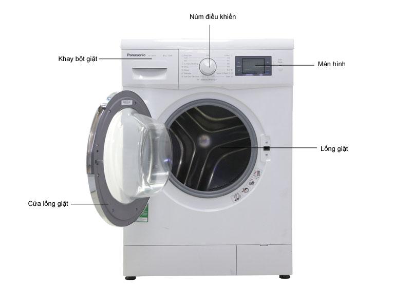 Máy giặt Panasonic NA128VK5WVT