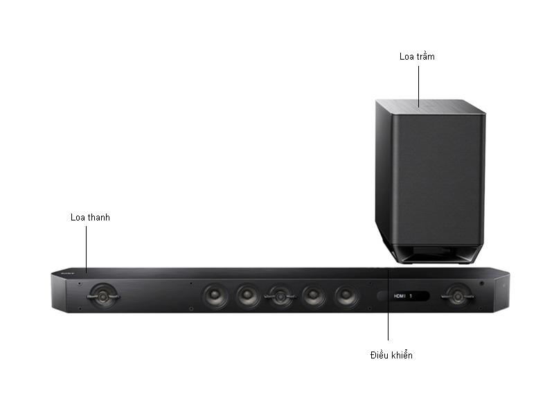 Dàn âm thanh Sound Bar Sony HT-ST9