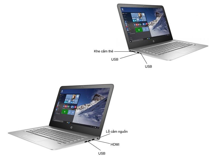 HP Envy 13D020TU-P6M19PA - Bạc
