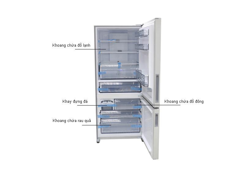 Tủ Lạnh Panasonic NR-BX468VSVN 405L