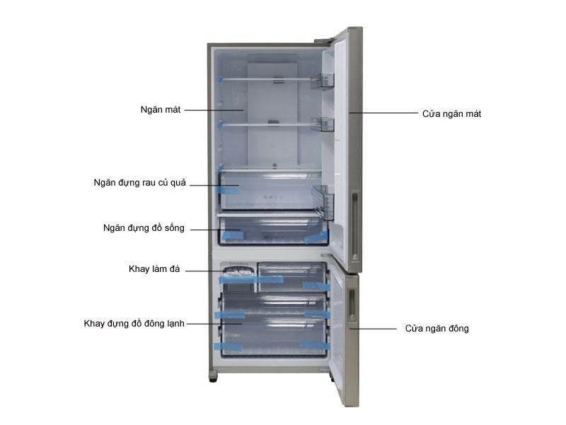 Tủ lạnh Panasonic NRBX468XSVN