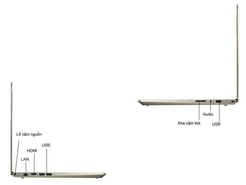 Dell Vostro V5459A P68G001-TI54502 - Vàng