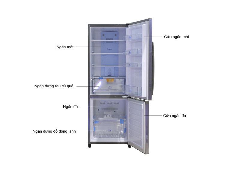 Tủ lạnh Aqua AQRP275ABSC