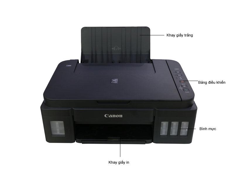 Máy in phun màu Canon Pixma G3000