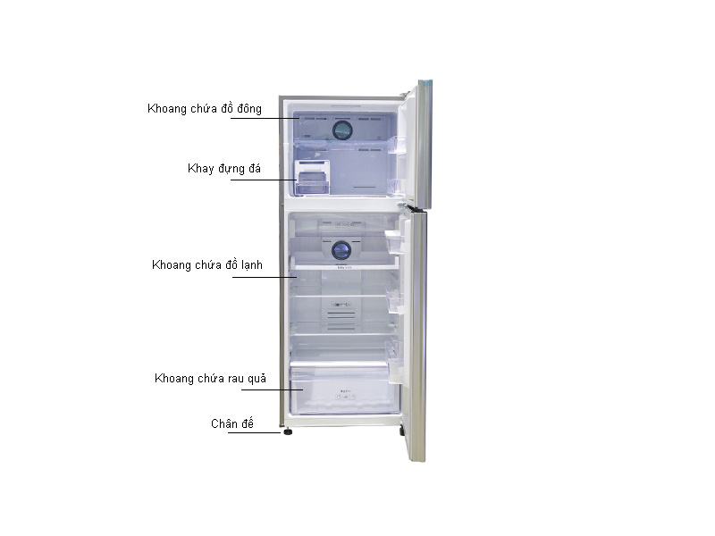 Tủ Lạnh Inverter Samsung RT43K6631SL/SV