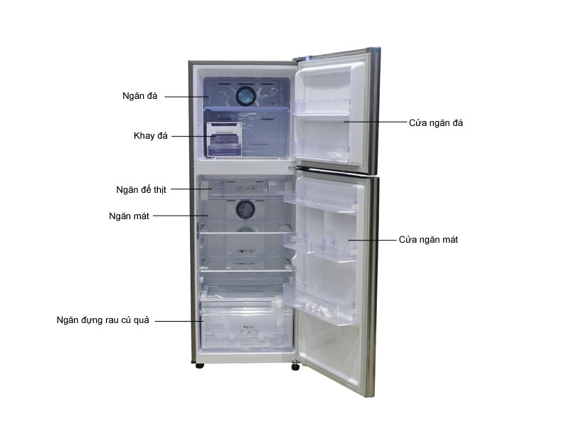 Tủ Lạnh Inverter Samsung RT35K5532S8/SV