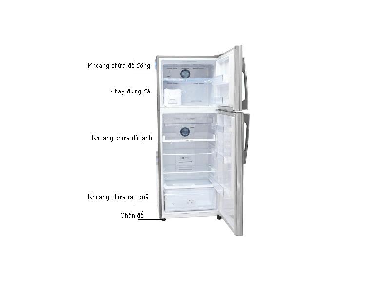 Tủ Lạnh Inverter Samsung RT43K6331SL/SV