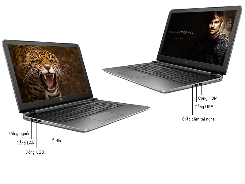 HP New Pavilion P15-AB218TU