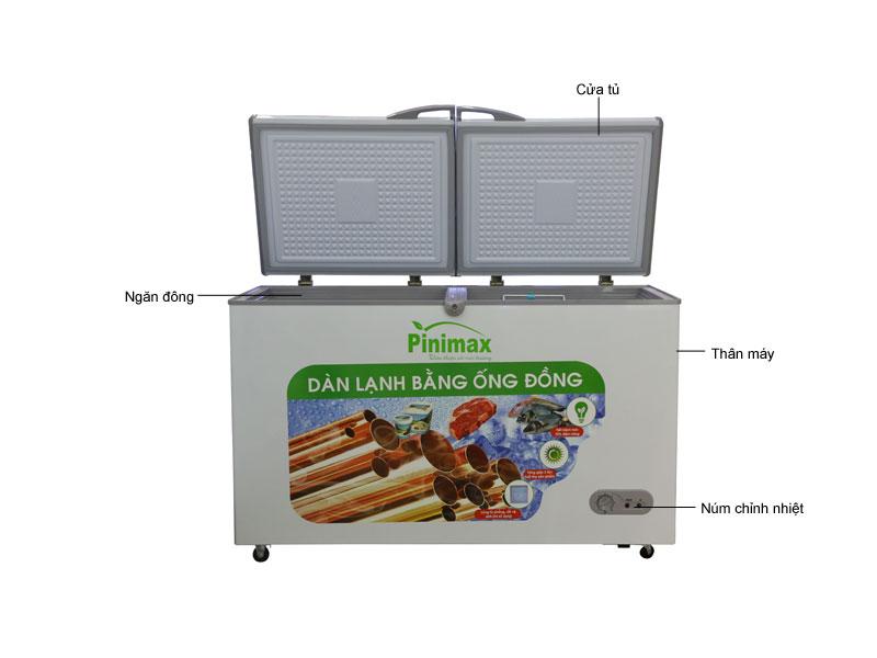 Tủ đông Pinimax PNM-49AF