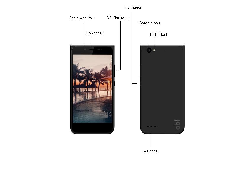 Điện thoại OBI MV1