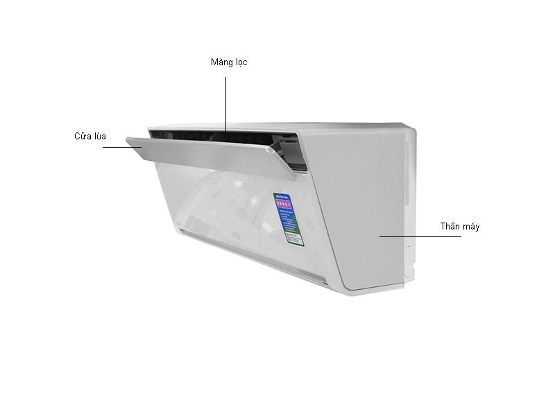 Điều hòa Panasonic inverter CSVU9SKH8
