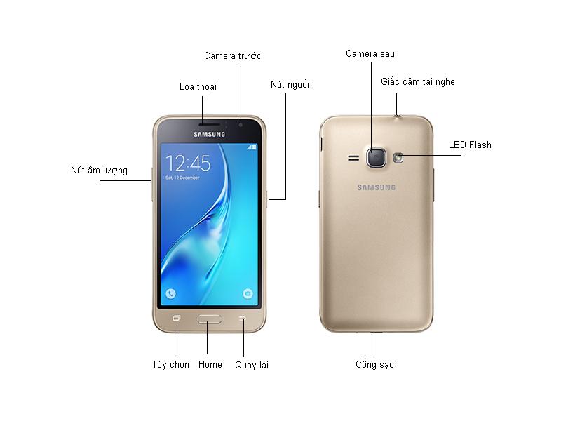Samsung Galaxy J12H SSJ120G