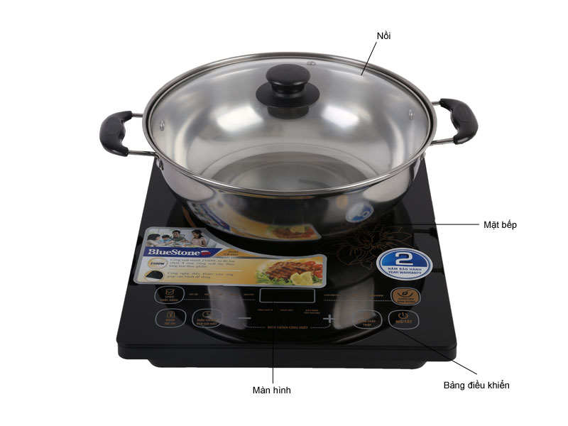 Bếp từ Bluestone ICB6627