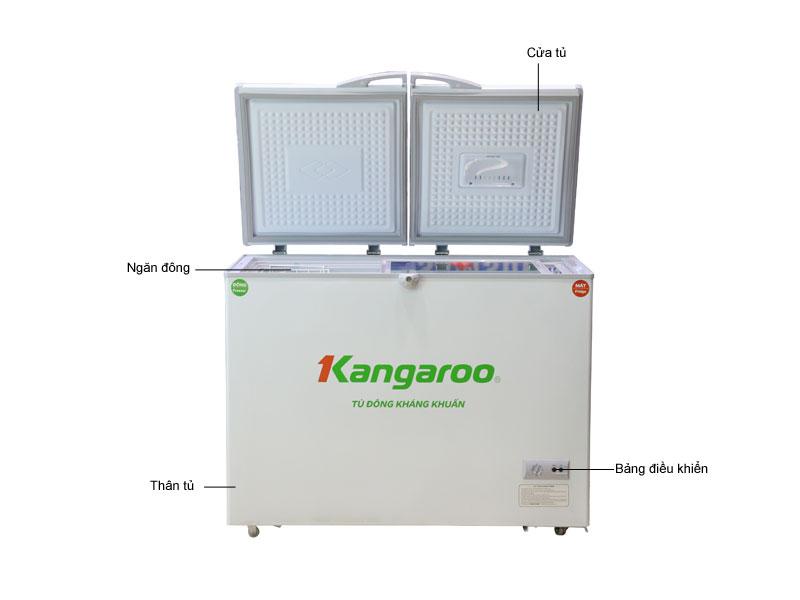 Tủ đông Kangaroo KG298C2