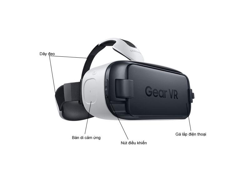 Kính thực tế ảo Gear VR SMR322