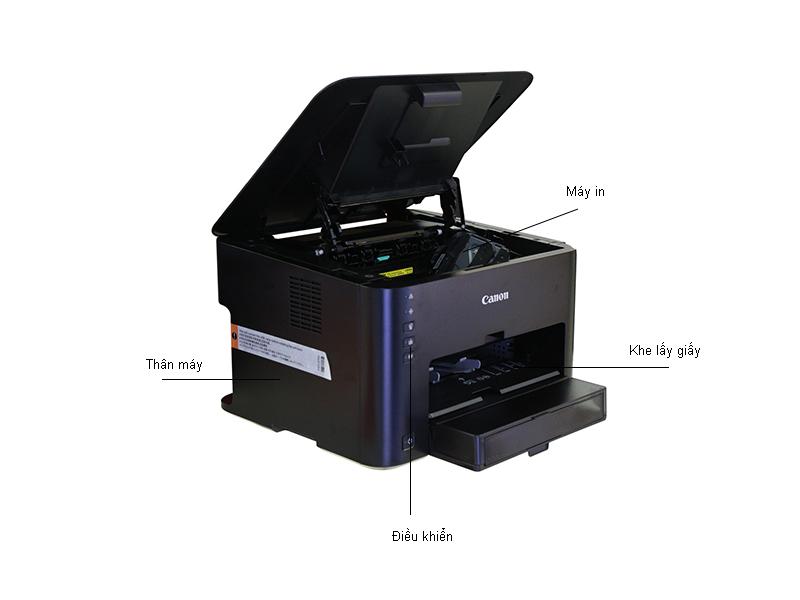 Máy in laser Canon LBP151DW