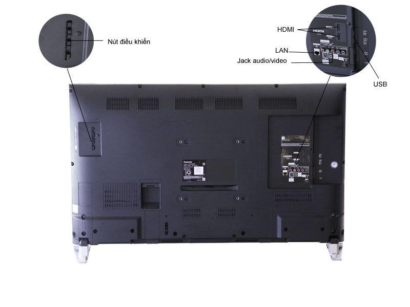 Tivi LED Panasonic TH43DS600V