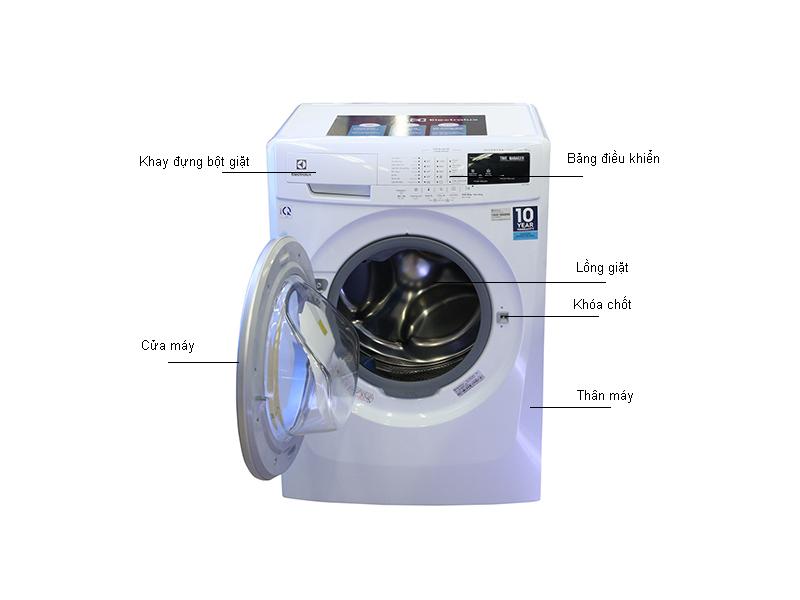 Máy giặt inverter Electrolux EWF10844
