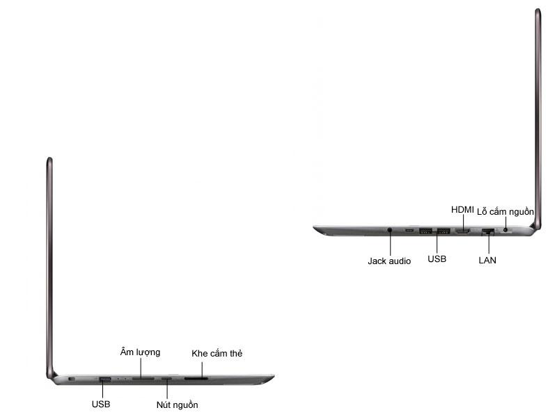 Asus TP501UA-DN024T