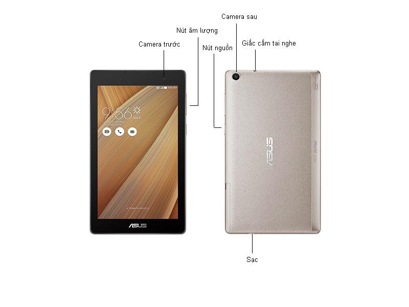 Máy tính bảng Asus Zenpad 7 Z170CG1L013A