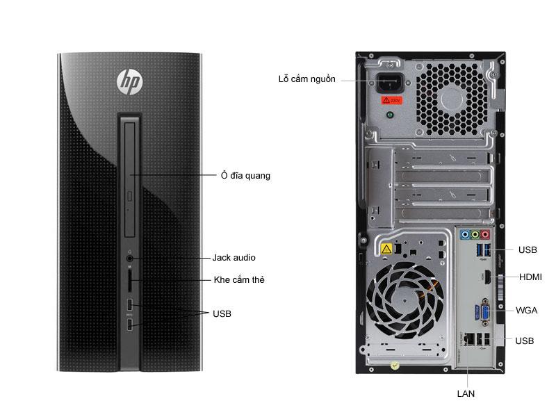 Máy tính để bàn HP 251-152l P4N03AA