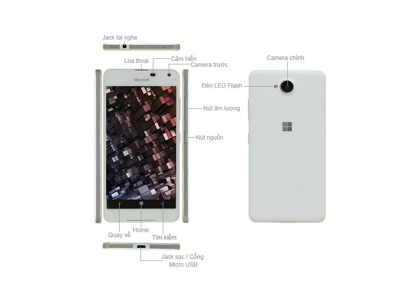 Lumia 650 RM1154B